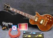 Guitarra gibson les paul supreme natural brown - chinesa