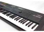 Vendo teclado workstation roland jv1000