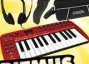 Kit teclado controlador midi usb behringer uma25s kit