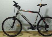 Bicicleta sundown team 5000 deore -top de linha