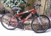 Bike mtb gallo 16