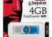 Pendrive kingston 4 gb + frete grátis (exclusivo).  valor: 20,00 + frete grátis