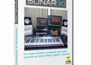 Video aula gravação e produção no sonar x1-supervideoaulas.com