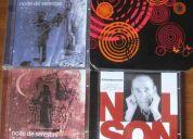 Coletânea 4 cds noite de serestas + cd nelson gonçalves