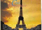 Lp c'est magnifique - o melhor da música francesa