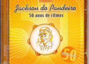 Cd jackson do pandeiro - 50 anos de ritmos - 1953~1958