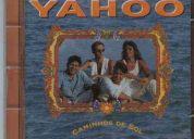 Cd yahoo - caminhos de sol - 1994