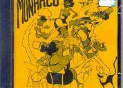 Cd monarco - monarco - 1976 - lacrado