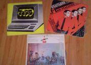 Vendo discos de vinil