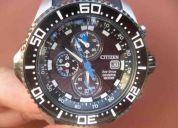 citizen promaster aqualand ecodrive bj2110 calibre b740