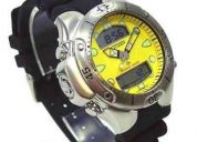 Relógio citizen aqualand jp1060 promaster pul.borracha&cores