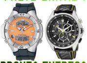 Relógio citizen jp1060 jn0040 at0360 at0796 at0797 ecodrive