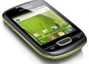 Samsung galaxy mini s5570 gps 3g wi-fi 3.2 mpx cartao 4gb