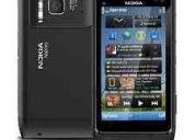 Nokia n8 preto - n/f - novo na caixa - garantia - desbloqueado