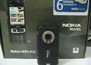 nokia n95 8gb usado