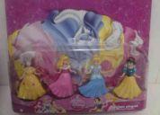 Bonecas as princesas