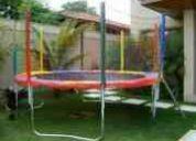 Cama elastica 3,05m imp. completa