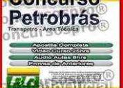 Apostila concurso petrobras 2010 provas edital advogado engenheiro tecnico superior provas