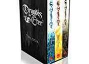 Dragões de Éter: box com 3 volumes