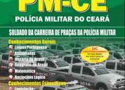Apostila concurso polícia militar do ceará 2012 - soldado da carreira de praças pm - ce