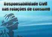 Livro responsabilidade civil nas relações de consumo
