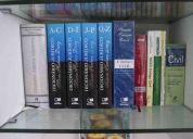 Livros curso de direito