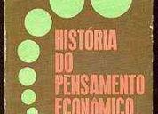 Livro - história do pensamento econômico - i. h. rima