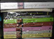 Coleção completa gossip girl 12 livros