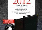 Agenda juridica 2012 com cd-rom