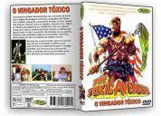 Dvd - o vingador toxico - the toxic avenger - 1984
