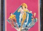 Vhs bicicletas voadoras (original)-bici voadoras-raríssimo!!