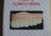 Vídeo - kit de 3 dvds de prótese dentária
