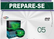 Dvd 05 prepare-se illuminatis r$ 15,00 frete grÁtis