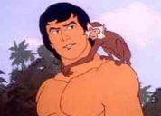 Tarzan em desenho da filmation dvd de Ótima imagem e som dublado original