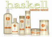Haskell tutano  enrriquece, hidrata,, fortalece e da brilho aos cabelos