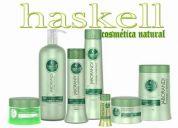 Haskell jaborandi  aÇÃo anti-oleosidade, anti-resÍduo e anti-sÉptico