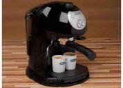 Maquina de cafe espresso delonghi ec200