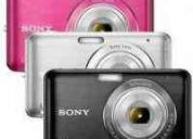 Câmera digital sony cybershot dsc-w310
