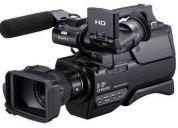 Filmadora sony hvr-hd1000 digital