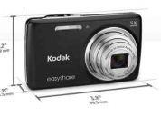 Câmera digital kodak m552 easyshare 14mp 4gb de brinde