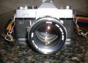 maquina fotográfica canon ft automática.(década de 1970)