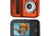 Camera digital kodak 10mp á prova de água