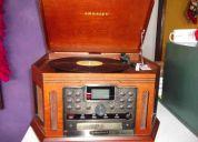 Gravador de vinil para cd
