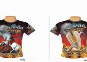 Camisas sÓ de sÃo jorge,com seu time do coraÇÃo do rio ou escolas de samba
