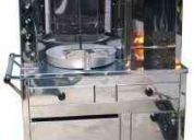 Carrinho de churrasco grego aco inox - cod 891757
