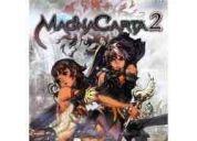 Magna carta 2 - jogo raro para xbox 360 - disco duplo