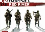 Jogo operation flashpoint - red river ps3