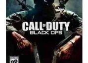 Call of duty black ops - jogo playstation 3 - pronta entrega