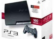 Playstation 3 com 10 jogos