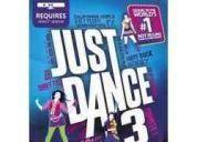 Just dance 3 - jogo para xbox 360 kinect - pronta entrega